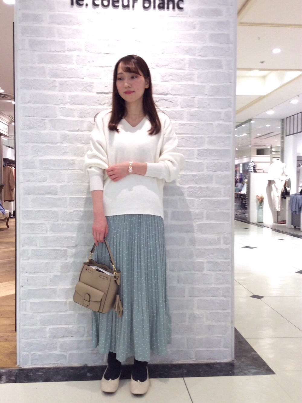 le.coeur blanc大船ルミネ ウィング店