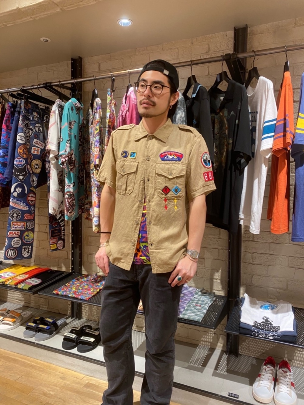 HYSTERIC GLAMOURルミネエスト新宿店