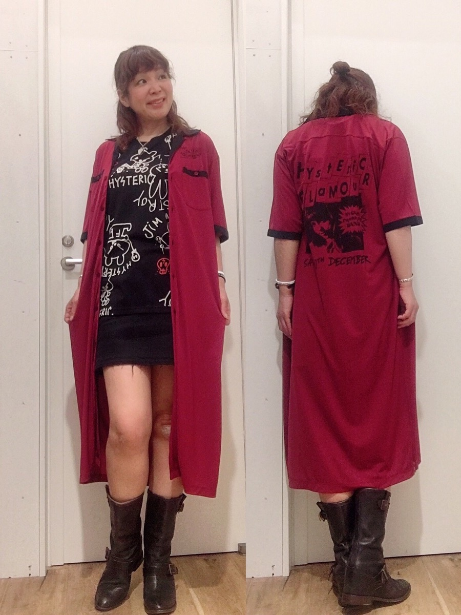 HYSTERIC GLAMOUR福岡店