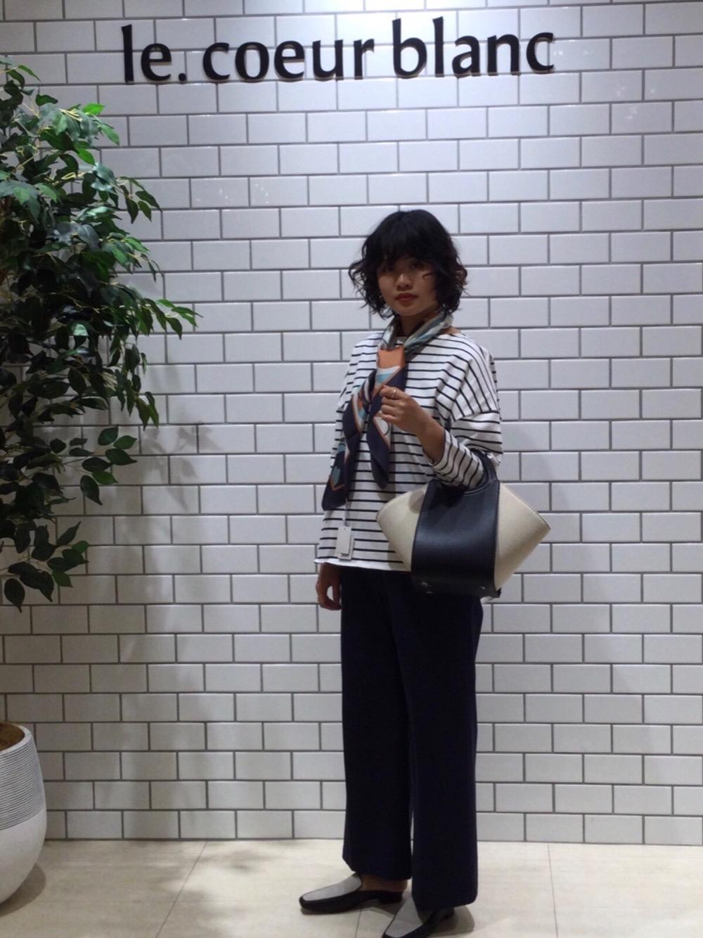 le.coeur blancシャミネ松江店