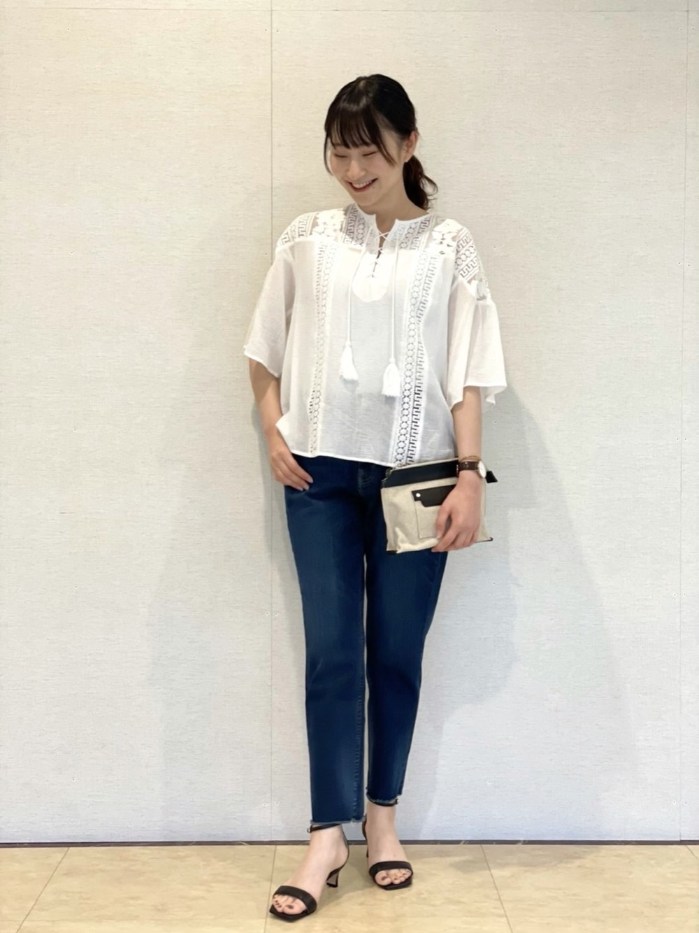 le.coeur blancアトレ大森店