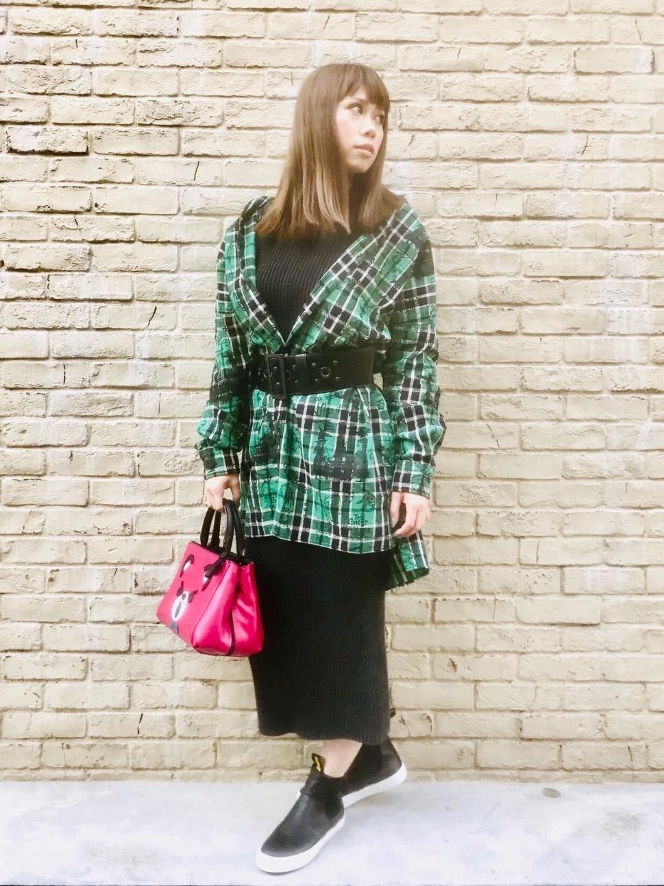 HYSTERIC GLAMOUR大阪店
