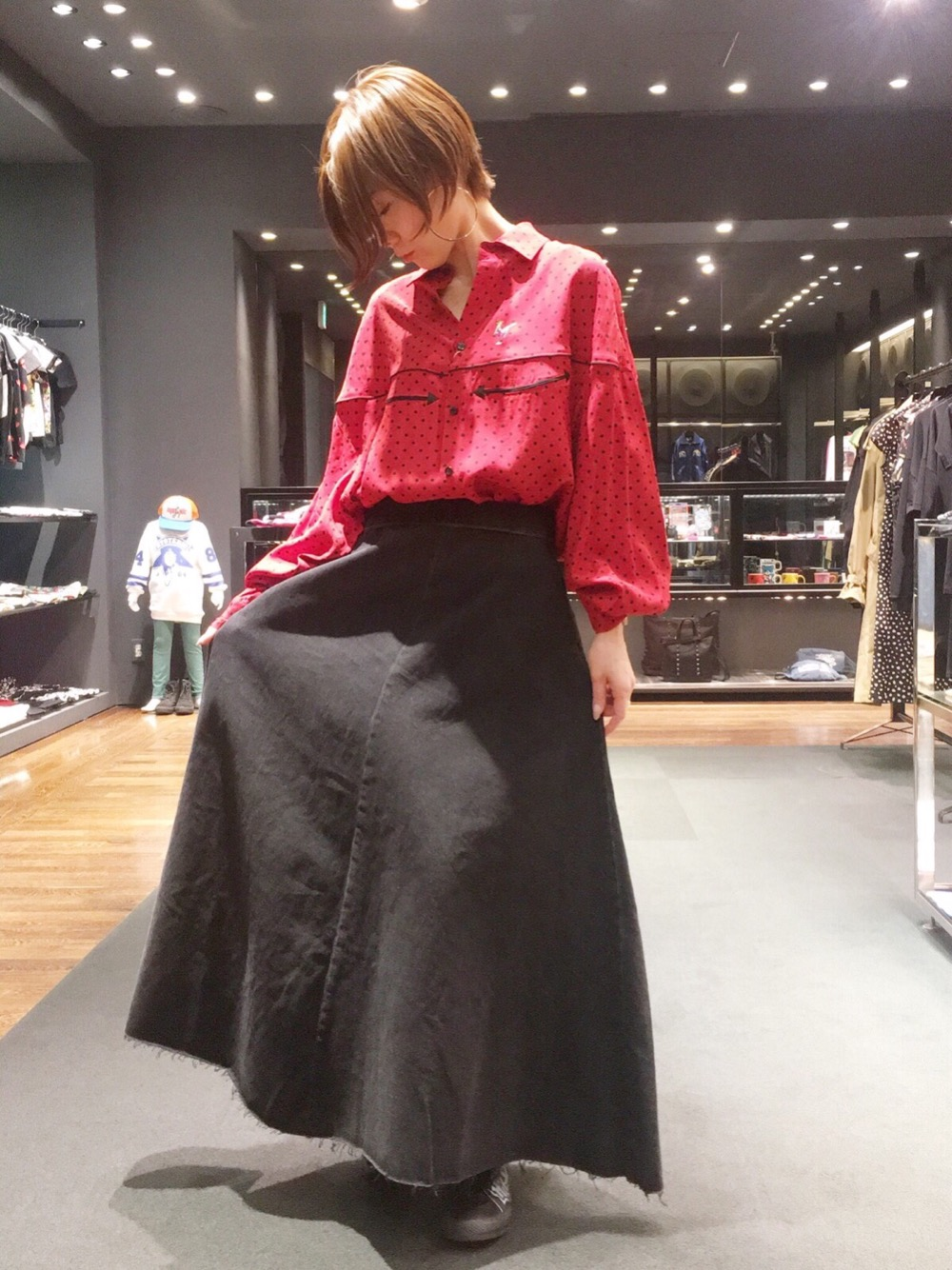 HYSTERIC GLAMOUR仙台店