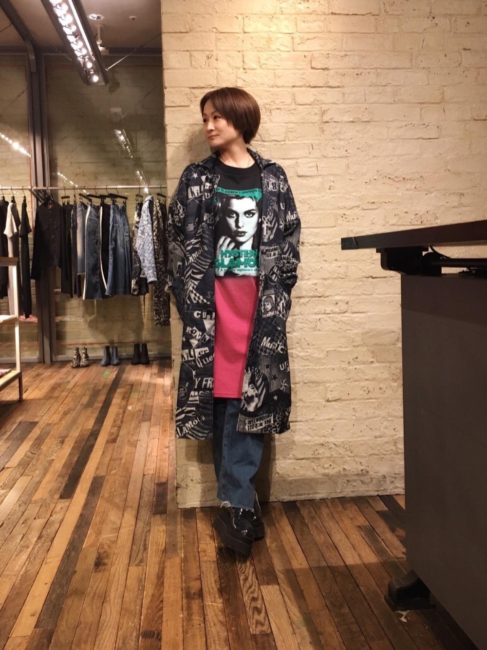 HYSTERIC GLAMOURルクア大阪店