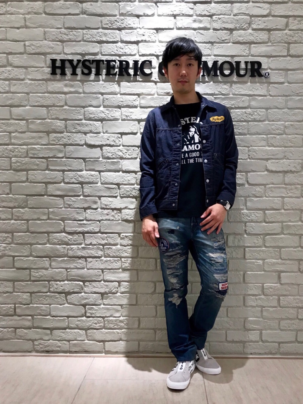 HYSTERIC GLAMOURタカシマヤゲートタワーモール店